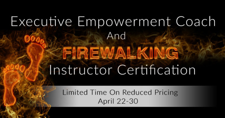 Firewalking Instructor