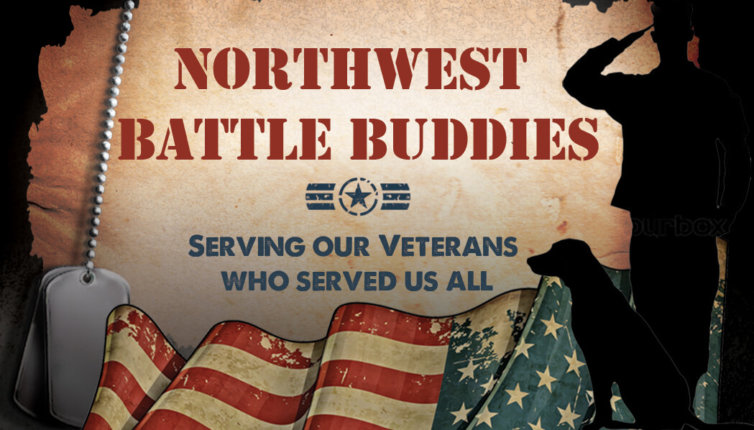 Northwest Battle Buddies Business Cards