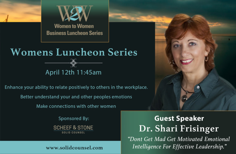 W2W Womens Luncheon Graphic