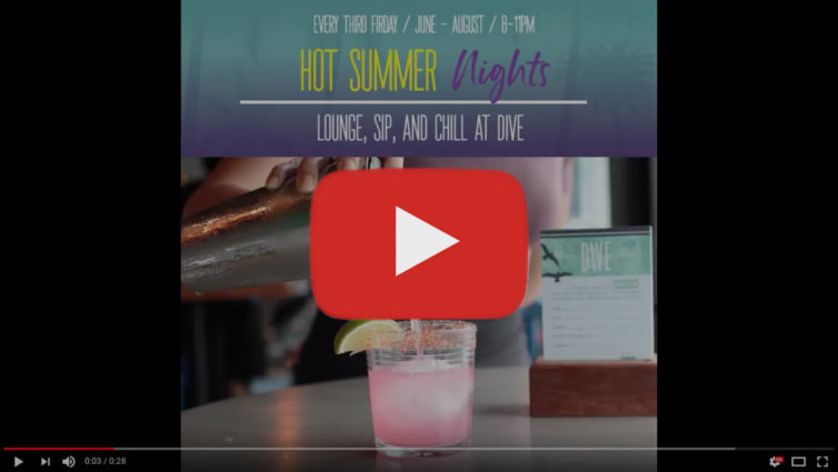 Hot Summer Nights Cinemagraph